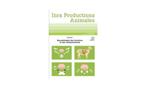 INRA Productions Animales - Volume 29, n°4
