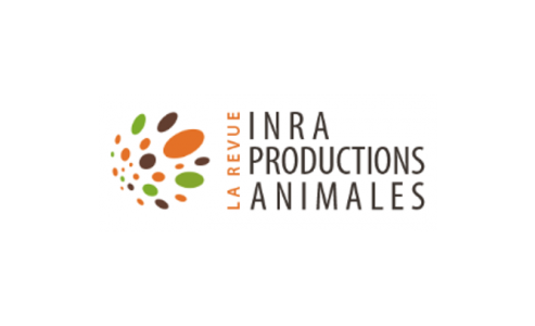 Revue INRA Productions Animales - Version en ligne